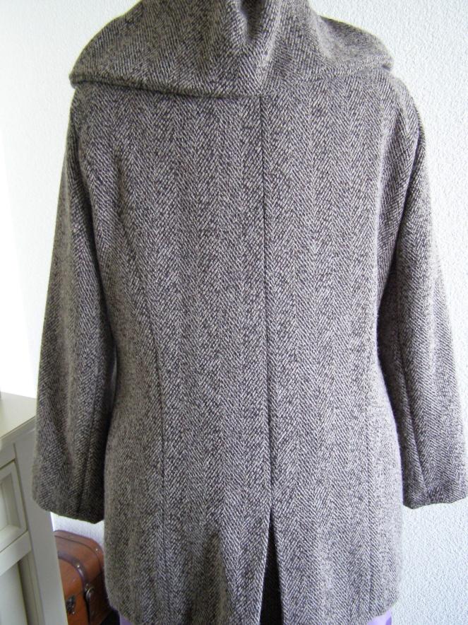 Coat, back